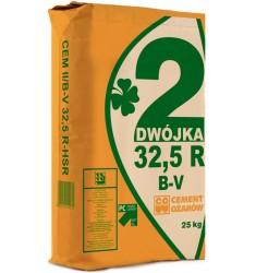 Cement II 32,5 worek 25kg
