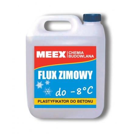 Plastyfikator do betonu FLUX ZM zimowy 2L