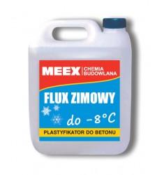 Plastyfikator do betonu FLUX ZM zimowy 5L